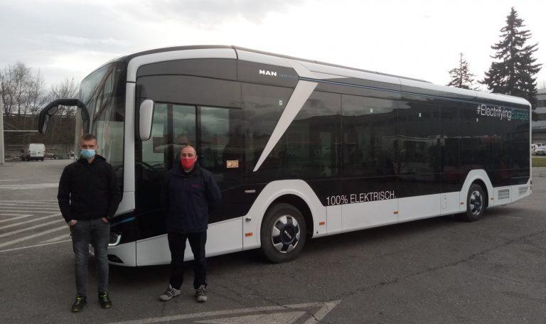Avtobus MAN