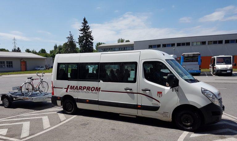 Avtobus na vinski cesti
