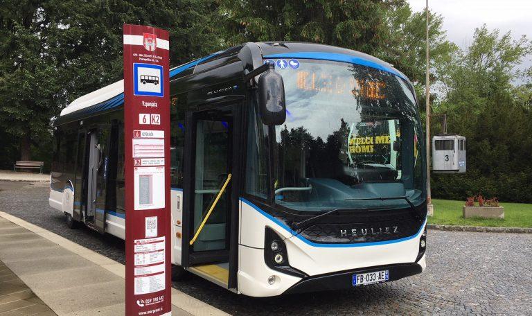 Električni avtobus 2